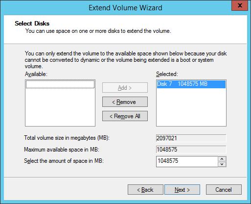 HP 3PAR Grow a Virtual Volume – ByteSizedAlex