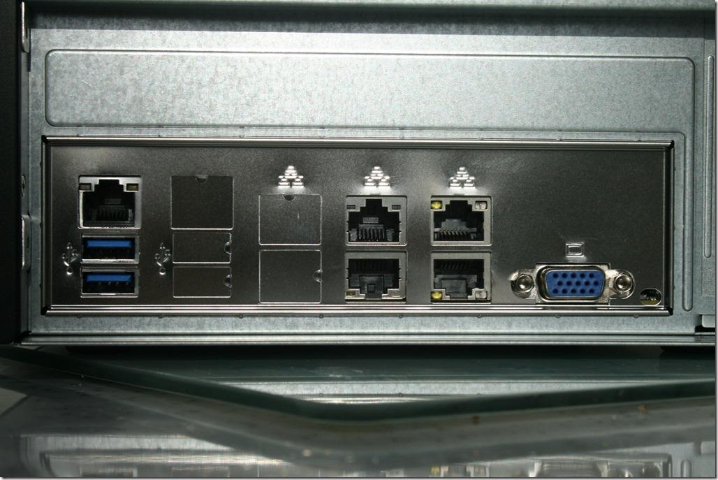 5028D-TN4T IO Panel