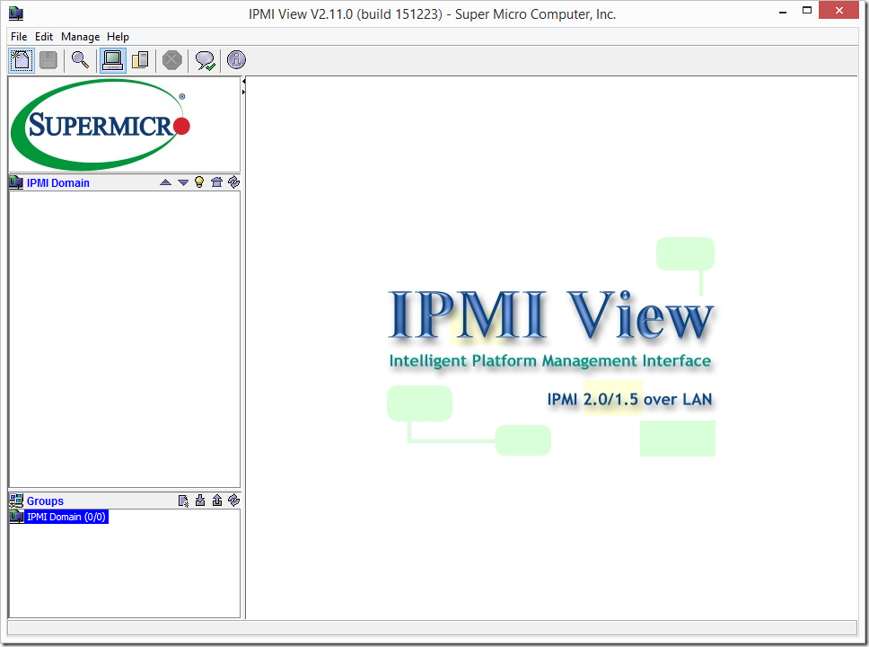 Supermicro IPMIView