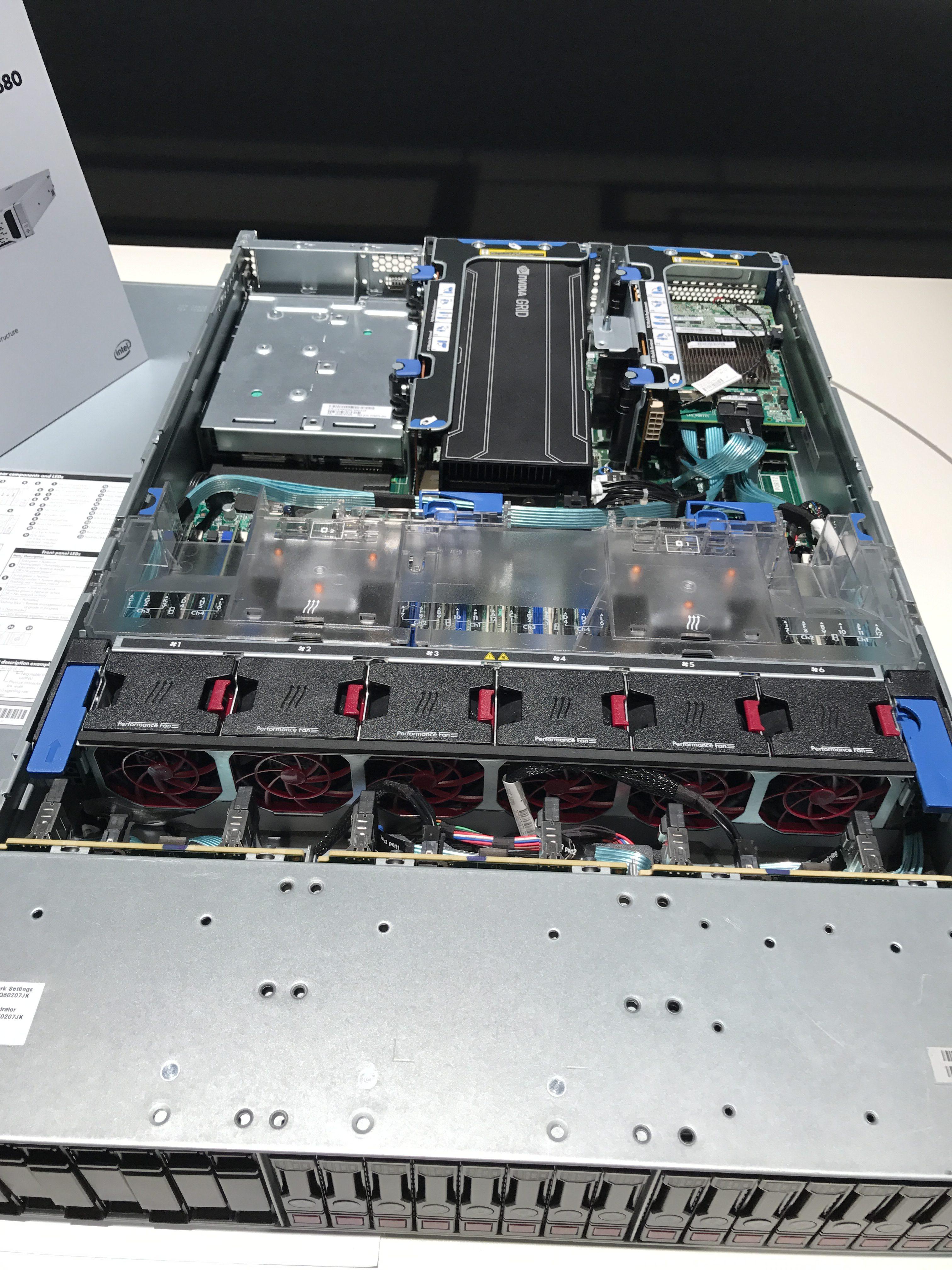 HPE Hyper-Converged HC380