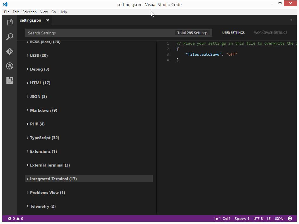 C:\Users\A\Pictures\ByteSizedAlex\Microsoft Visual Studio Code\Visual Studio Code Customise Settings JSON Additionall